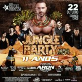 JUNGLE PARTY 11 ANOS – GODS OF EGYPT 22/10 – 13h.