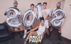 JUNGLE PARTY WELCOME 2018