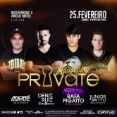 PRIVATE HAPPENING 25.02