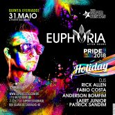 EUPHORIA AFTER PRIDE 2018 31/05